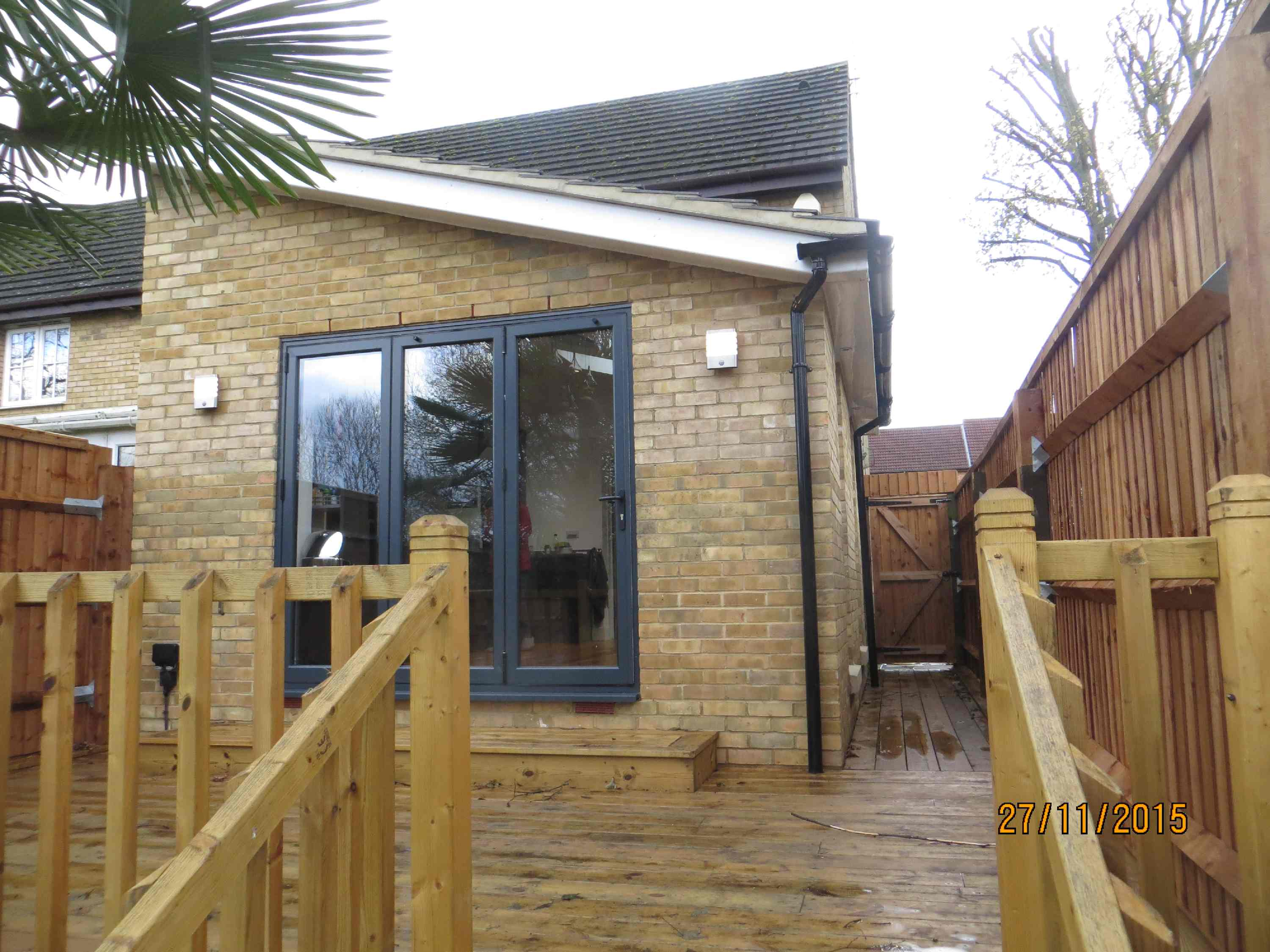 Single Storey Extension 5Mx4M